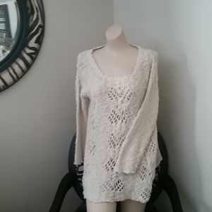 Knitted and Knotted sweater